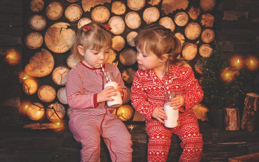 Top 5 tips for getting through Christmas Day with kids.